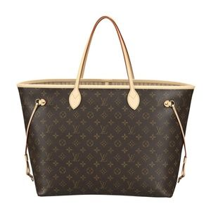 Louis Vuitton Neverfull Monogram GM Bag